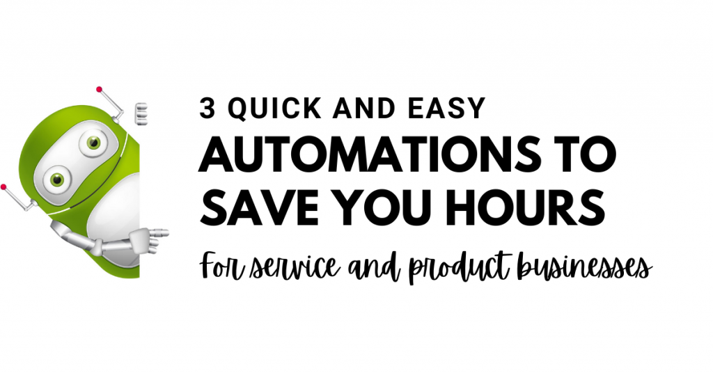 automations to save hours